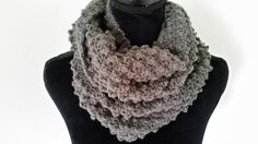 Outlander Scarf  Infinity Cowl Scarf Sassenach by softtotouch