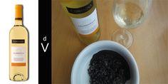 Consigna Chardonnay 2012 con arroz negro.