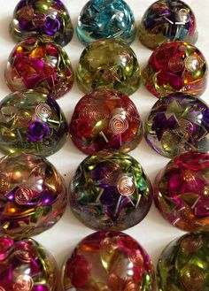 Orgone energy generators | Flickr - Photo Sharing!
