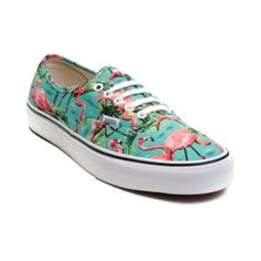 c369e5957ae Vans Authentic Van Doren Flamingo Skate Shoe