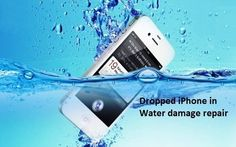 Dropped iPhone in water can be recovered| iPhone Water Damage Repair - https://www.careiphone.com/dropped-iphone-in-water-can-be-recovered-iphone-water-damage-repair/