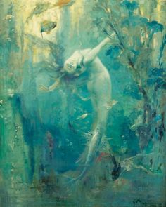 Farfalle eterne: Il richiamo dell'acqua Gaston Hoffmann