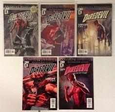 Daredevil Marvel Knights #s 41-45 Lowlife 1-5 Story Run - Marvel Comic Books - Netflix TV Show!