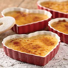 Classic Crème Brûlée - my #1 favorite dessert if it's made correctly - YUM-O