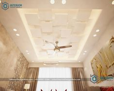 Best Online Interior Design Services in India Drawing Room Ceiling Design, Plaster Ceiling Design, Simple False Ceiling Design, Gypsum Ceiling Design, House Ceiling Design, Ceiling Design Living Room, Bedroom False Ceiling Design, False Ceiling Living Room, Fall Celling Design