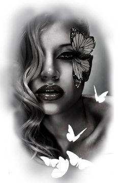 Running Tattoos for Men . Running Tattoos for Men . Pin On Design Tattoo Ideas Girl Face Tattoo, Face Tattoos, Body Art Tattoos, Girl Tattoos, Sleeve Tattoos, Tattoos For Women, Tattoo Sketches, Tattoo Drawings, Mujeres Tattoo