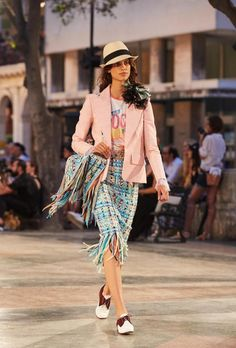 Chanel Resort 2017 in L'Havana, Cuba