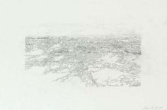 Therese Oulton  26 Untitled, 2009 pencil on paper 33.2 x 50 cm