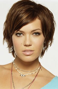 Mandy Moore by Andrew MacPherson