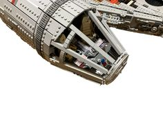 Lego Moc, Millennium Falcon, Sci Fi, Scale, Weighing Scale, Science Fiction, Libra, Balance Sheet, Ladder