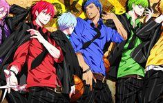 knb>gm – kuroko no basket Wallpaper (33302107) – Fanpop fanclubs