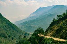 The rice terraced mountains of Sapa North Vietnam [OC][4000x2667]