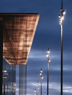 light pole urban design - Google Search