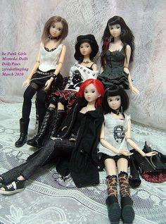The Punk Girls~, via Flickr.