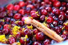 Clean Eating Cranberry Sauce Recipe.