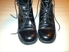 Steve Madden Womens Size 10 Black Rugged Combat Boots Vintage ck on Etsy, $57.11