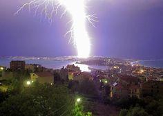 Rayos y tormentas - lightning, storm | www.curiosithings.com/es/rayos-tormentas-lightning-storm/