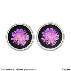 Shop Field Scabious Cufflinks created by Personalize it with photos & text or purchase as is! Designer Cufflinks, Waterproof Coat, Silver Bullet, Stylish Men, Studs, Stylish Man, Stilettos