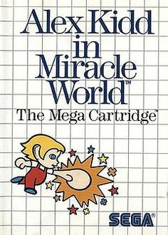 Alex Kidd in Miracle World (1986)