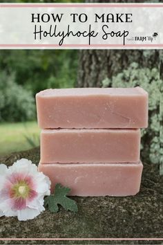 Diy Natural Beauty Recipes, Homemade Beauty Products, Soap Making Recipes, Homemade Soap Recipes, Diy Lotion, Lotion Bars, Homemade Detergent, Home Made Soap, Handmade Soaps