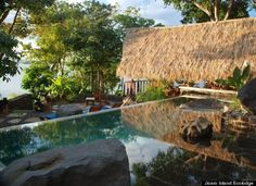 Three- or Five-Night Stay with Meals, Kayaking, and Massages at Jicaro Island Ecolodge in Granada Isletas, Nicaragua Granada, All Inclusive Resorts, Hotels And Resorts, Cool Places To Visit, Places To Go, Lake Nicaragua, Wanderlust, Costa Rica Travel, Honeymoon Destinations