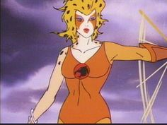 The 10 Most Badass Cartoon Heroines of the '80s - Cheetara, Thundercats