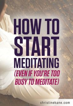 Most business owners say the secret to their success is meditation. Here's how to start meditating, even when you're too busy! Most business owners say the secret to their success is meditation. Here's how to start meditating, even when you're too busy! Meditation For Anxiety, Easy Meditation, Relaxation Meditation, Meditation For Beginners, Meditation Benefits, Meditation Quotes, Meditation Techniques, Chakra Meditation, Meditation Practices