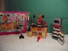 "2008 Barbie Doll "" I can be a TV Chef Playset by Mattel"