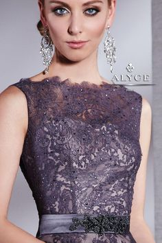 ALYCE Paris   Black Label Dress Style #5507 - full shot