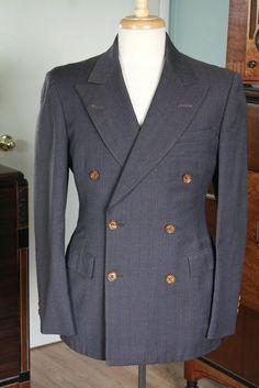 Vintage 1930's Sport Coat Suit Jacket RARE Color | eBay(60)