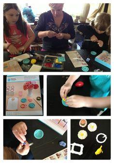 martha stewart crafter's clay kits are fun and easy to use #12monthsofmartha @Martha Stewart