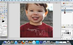 Tutorial: Using PNG overlays in GIMP (a free Photoshop-like program).