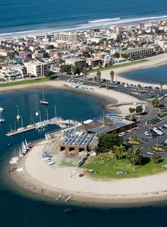 Mission Bay Aquatic Center, San Diego, CA