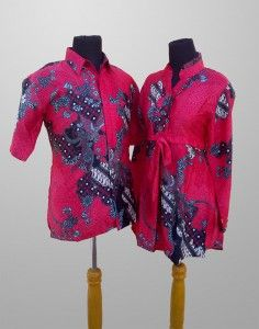 Batik Sunwash Pria Kerja | Semar Batik