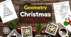 Christmas Math Worksheets - GeometryCoach.com