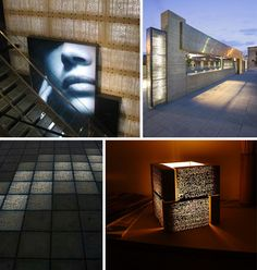See-Through Concrete: 5 Real-Life, Light-Transmitting Walls