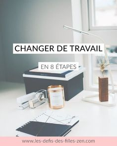 changer de travail Journal Organization, Business Organization, Business Entrepreneur, Business Tips, Job Coaching, Over It Quotes, Miracle Morning, Job Resume, Buisness