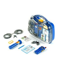 Take a look at this Police Tool Case Set by Bosch!  #Christmas  #Children  #Giftset  http://www.zulily.com/invite/Zulily20Store