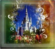 Pretty Cinderella Castle