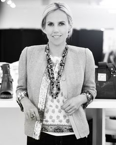 Tory Burch. Girl crush. No homo. Just love her clothes