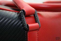 Carbon Fiber handbag - Sport Edition