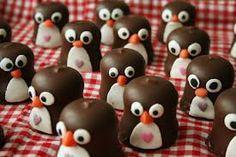 traktatie negerzoen pinguind