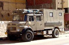 Mercedes Camper, Mercedes Benz Unimog, Mercedes Benz Trucks, Camper Caravan, Off Road Camper, Truck Camper, Motorhome, Adventure Campers, Bug Out Vehicle