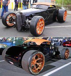 """Einzigartiges Custom 1930 Modell A """"Durty - Hotrods/Muscle Cars/Hot Cars - auto Dodge Muscle Cars, Custom Muscle Cars, Custom Cars, Custom Rat Rods, Chevrolet Chevelle, Pontiac Gto, Pontiac Firebird, 1957 Chevrolet, Hot Cars"""