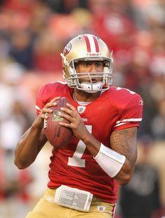 Colin Kaepernick // San Francisco 49ers
