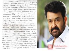 Malayalam Actor Mohanlal Writes Letter On Jnu Controversy