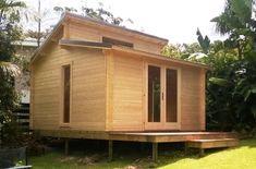 Cabin Life - Affordable Housing Music Studio Skillion - Build Yourself Cabin 2015
