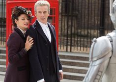Review: 'Doctor Who' Season 8 Episode 11, 'Deep Water,' Is To Die For