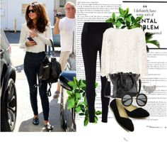 """Selena's style."" by bjelanovic-ana on Polyvore"