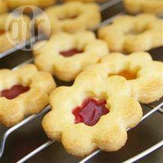 Ciasteczka z witrażem @Allrecipes.pl - http://allrecipes.pl/przepis/6073/ciasteczka-z-witra-em.aspx